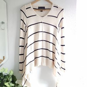 Anthropologie Love Marks Winged Sweater Size XS